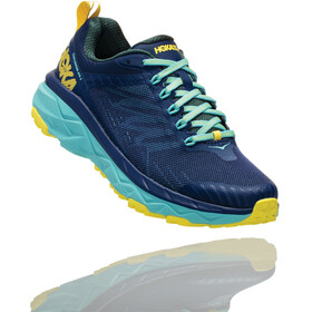 Hoka One One Challenger ATR 5 Running Shoes Women green/blue